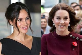 Meghan Markle Vs. Kate Middleton: secondo la scienza la più bella è la moglie di Harry