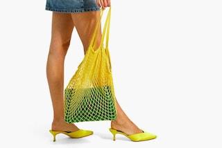 La borsa più trendy dell'estate 2018? Il sacchetto della spesa