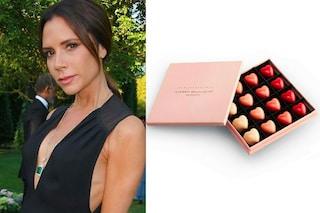 La nuova trovata di Victoria Beckham? Una collezione di cioccolatini di lusso