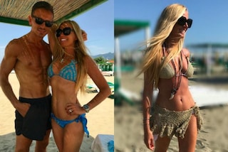 Federica Panicucci sexy in bikini: a 50 anni ha un corpo da urlo
