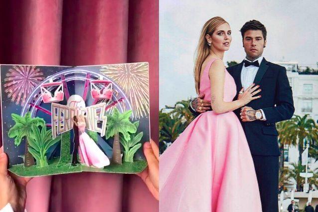 Partecipazioni Matrimonio 3d Fai Da Te.Chiara Ferragni E Fedez Ecco L Invito Tridimensionale Per Il