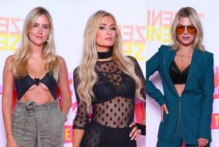 Da Emma Marrone a Paris Hilton: tutte in reggiseno alla sfilata di Tezenis
