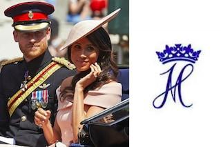 Elegante ed essenziale, ecco il simbolo ufficiale di Harry e Meghan