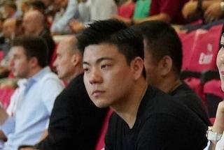 Victor Li, il figlio del presidente del Milan debutta con la sua prima sfilata a New York