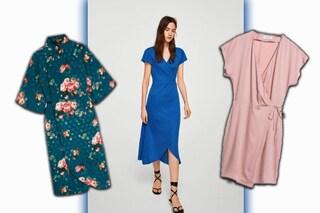 Wrap dress, l'abito a portafoglio è il must have dell'estate 2018