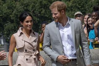 Harry d'Inghilterra, scarpa bucata al matrimonio degli amici