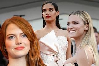 Festival del Cinema di Venezia 2018: i make up e le acconciature più belle sul red carpet