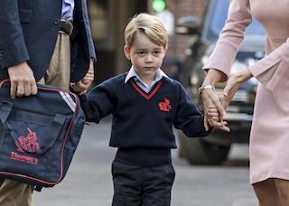 Il principe George in prima elementare a settembre: ecco cosa studierà