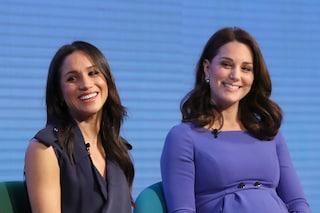 Meghan Markle e Kate Middleton indossano lo stesso accessorio intimo: ecco qual è
