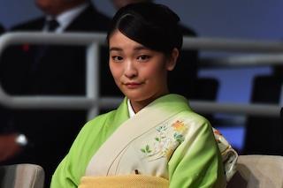 Nozze in pericolo per la principessa Mako, colpa dei debiti della suocera