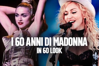 Madonna, i 60 anni di un'icona in 60 look storici