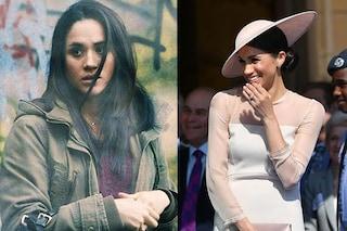 Meghan Markle 37 anni e non sentirli: la trasformazione da attrice a principessa