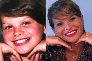 Alessandra Amoroso posta la foto da bambina, la somiglianza è impressionante