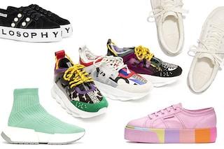 Sneakers per l'estate: 4 modelli da avere