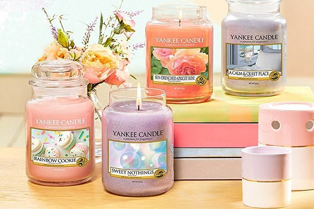 Le migliori candele profumate Yankee Candle da provare