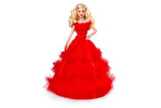 Barbie Magia delle Feste compie 30 anni: la storia dell'iconica bambola natalizia