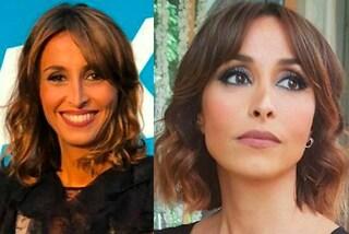 Benedetta Parodi cambia look: passa ai capelli corti con i riflessi ramati