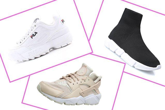 vari stili più economico colori delicati Sneaker per l'autunno 2018: 51 scarpe da ginnastica tra cui ...