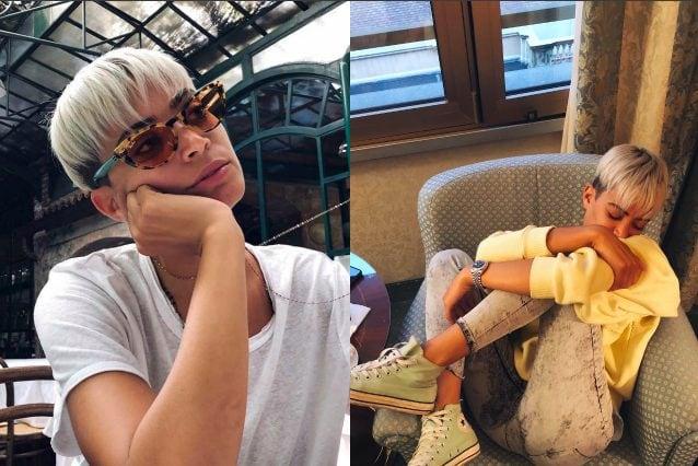 Elodie cambia stile, il nuovo taglio di capelli è corto e ...