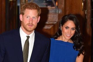 Perché i figli di Harry e Meghan non avranno lo stesso cognome degli altri Royal Babies?