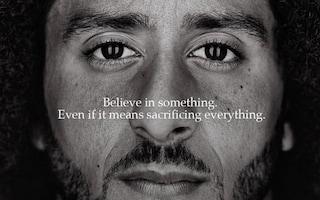 Nike si schiera contro Donald Trump: Colin Kaepernick è il nuovo testimonial