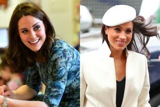 Kate Middleton e Meghan Markle non possono indossare i diamanti: ecco perché