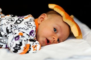 Costumi di Halloween per neonati: i vestiti più originali per i più piccoli
