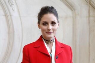 Chi è Oliva Palermo: la socialite (e icona della moda) sempre in prima fila alle sfilate