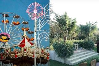 Fiori bianchi e ruota panoramica: la location del matrimonio di Chiara Ferragni e Fedez