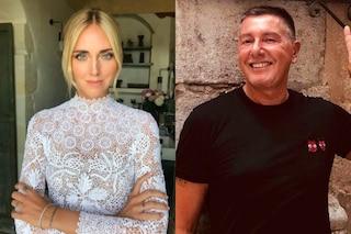 Stefano Gabbana critica l'abito da sposa della Ferragni, Fedez difende la moglie