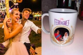 Matrimonio Fedez-Ferragni: ecco cosa hanno mangiato gli invitati, la torta e le bomboniere