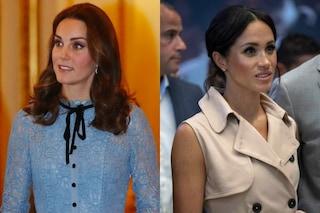 Kate Middleton sconfigge Meghan Markle: sono i suoi i look più venduti