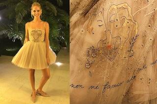 Chiara Ferragni: il terzo abito da sposa e i simboli nascosti del vestito per le nozze