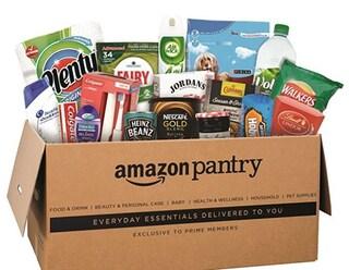 Promozione Amazon Pantry: acquista 5 prodotti e ricevi gratis la tua prima scatola