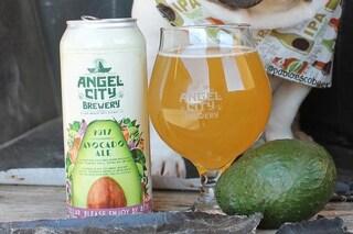 Arriva la birra all'avocado, la bionda frizzante che spopola sui social