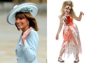 """Pioggia di critiche per Carole Middleton, la mamma di Kate: """"Offende la memoria di Diana"""""""