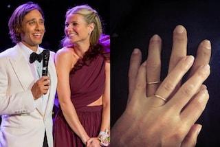Gwyneth Paltrow e Brad Falchuk sposi: nozze blindate, mostrano solo le fedi nuziali