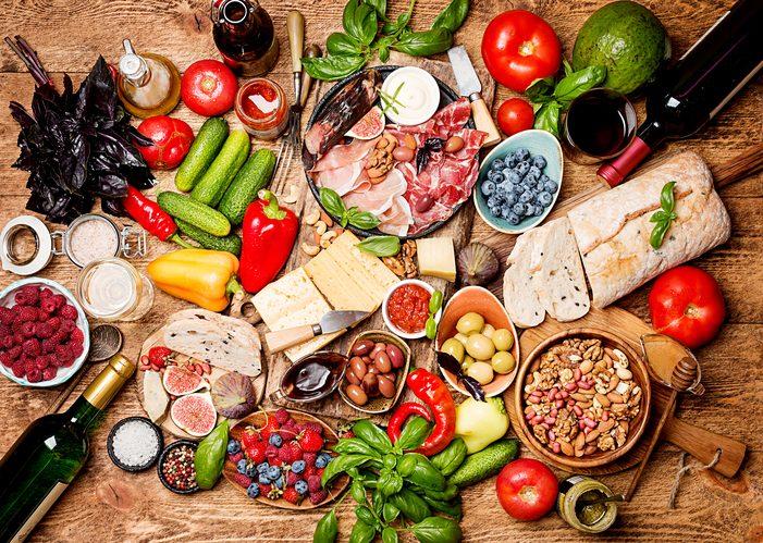 dieta per migliorare la pelle grassa