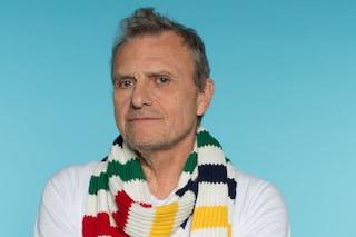 Charles de Castelbajac, lo stilista che ama l'arte è il direttore artistico di Benetton