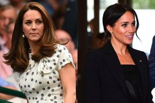 Chi paga gli abiti griffati di Kate Middleton e Meghan Markle?