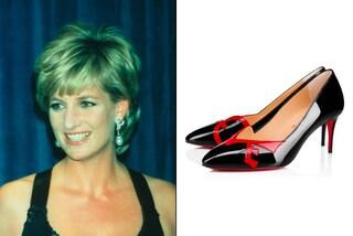Christian Louboutin omaggia Lady Diana: le nuove scarpe sono dedicate alla principessa
