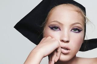 Lila Moss modella per Marc Jacobs: la prima campagna beauty della figlia di Kate Moss