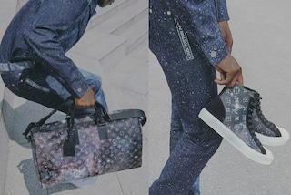 Le borse Louis Vuitton diventano stellari: ecco la nuova collezione ispirata alla galassia
