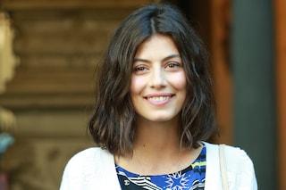 Alessandra Mastronardi, è il suo il taglio di capelli top per l'autunno