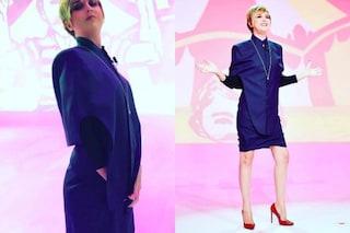 Nadia Toffa a Le Iene spopola con il look futuristico, ecco lo stile della conduttrice