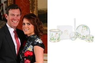 La principessa Eugenie presto sposa ma nel monogramma non c'è riferimento al marito