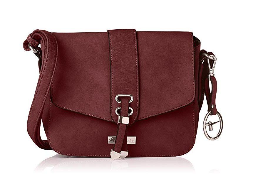 9315ade69c In pelle nera o marrone, in tessuto eco bordeaux ma anche con colori più  accesi, la postina è una borse perfetta per un look casual da giorno.
