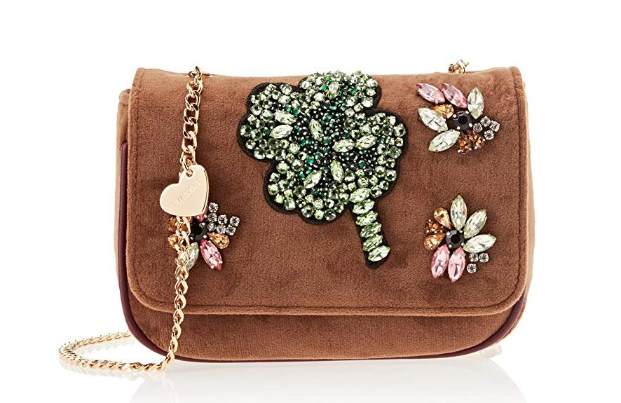 068dd1b208 In foto borsa con decoro gioiello Twinset da 115€ – Acquistala su Amazon
