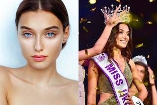 Veronika Didusenko squalificata da Miss Ukraine: è perché ha un figlio ed è divorziata