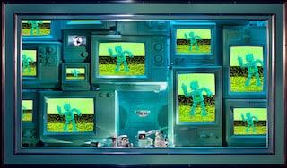 Le magiche vetrine di Natale di Tiffany&Co.: Topolini e robot si muovono tra i gioielli